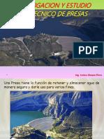 11.0 Geotecnia en Presas