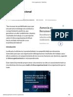 Clima Organizacional • GestioPolis Metodos de Evaluacionmmmm