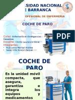 Coche de Paro...