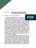 Ignacio del Río- Manuel Calero y Esteban Maqueo Castellanos, dos opiniones sobre la solución histórica del porfismo