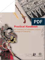 Practical Handbook of Intangible Cultural Heritage