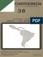 Antonio Caso- México y sus problemas.pdf