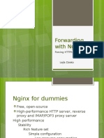 Forwarding With Nginx