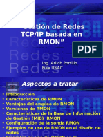 Gestion de Redes de Telecomunicaciones Semana 5 - UNAC v1.0