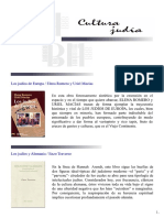 Libros Sobre Cultura Judia