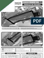 Manual Montagem Reforco Quadro Yamaha Tenere 250