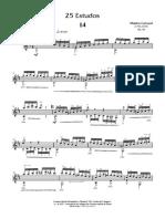 CARCASSI - 25 Estudos Op. 60, Nr 14 ENI.pdf
