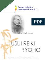 Reiki Japones Nivel 1