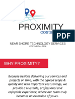 ProximityCR in a Snapshot 2016