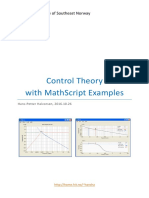 Control Theory with MathScript Examples.pdf