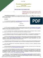 Decreto Nº 8469