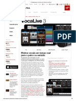 IK Multimedia _ VocaLive for iPhone and iPad