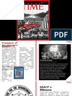 copy of magazine template - time