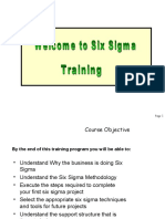 7273510 1 Overview Introduction and Six Sigma Overview