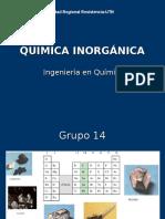 Inorganica-Grupo 14 - tabla periodica