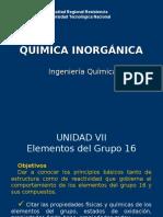 Inorganica-Grupo 16- tabla periodica