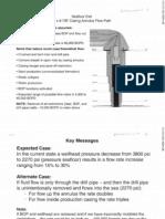 BP spill scenarios