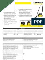 Aspirapolvere Karcher T 12-1