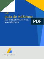 Ad Sense Engagement Guides p