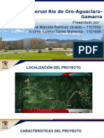 Transversal Rio de Oro-Aguaclara-Gamarra