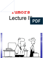 Tumors Lecture 3