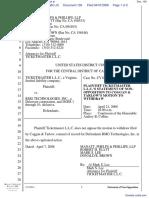 Ticketmaster LLC v. RMG Technologies Inc et al - Document No. 106