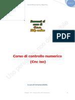 Corso CNC Lezione 3