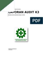 Audit Keselamatan Kerja Listrik