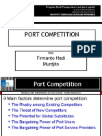 Ch 6 Port Competition