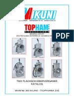 TMX Katalog