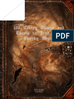 100 Creepy Things and Events to Find in a Spooky House.pdf