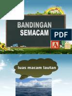 BANDINGAN SEMACAM 1