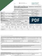 ITL 001 Declaratie Fiscala Privind Stabilirea Impozitului Taxei Pe Cladirile Rezidentiale Nerezidentiale Mixte PF