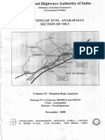 4 (6) LANING OF TUNI - ANAKAPALLI NH - 5 DISTRICT - VISAKHPATNAM VOL - VI.pdf