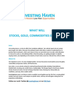 InvestingHaven Outlook Markets 2017