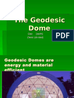 The Geodesic Dome