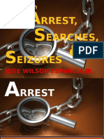 Lecture Arrest,Seizure Etc