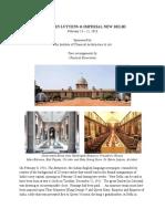 Lutyens India Announcement