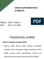 MUH. RIVAI S (B111 13 566)