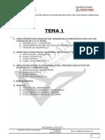 TEMA 1