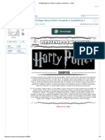 Saga Harry Potter (Audiolibros)