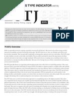 ESTJ Profile 072715