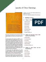Encyclopedia Of Chess Endings Pdf
