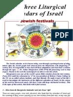 The Liturgical Calendars of Israel - Hubert_Luns