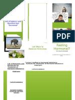 hormonal imbalance ppt