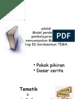 Presentation Tematik Kalbar Kalteng