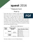 Treasure Hunt Write Up(1)