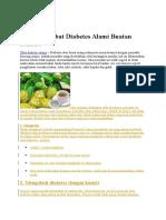 Membuat Obat Diabetes Alami Buatan Sendiri.docx