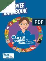 Employee Handbook for LMS