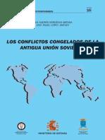 Conflictos Antigua unión soviética 2011